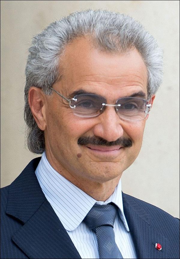 الأمير السعودي طلال بن عبد العزيز