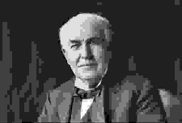 توماس إديسون