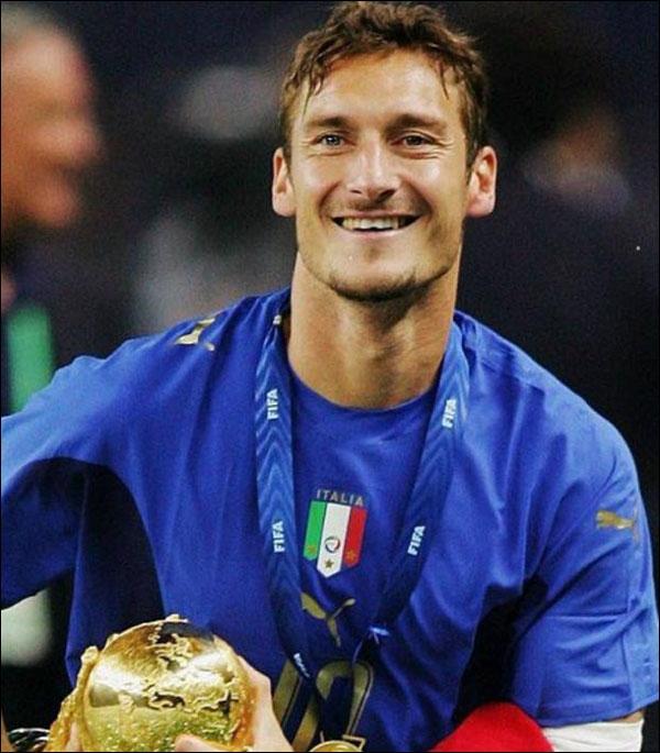 فرانشيسكو توتي (Francesco Totti)