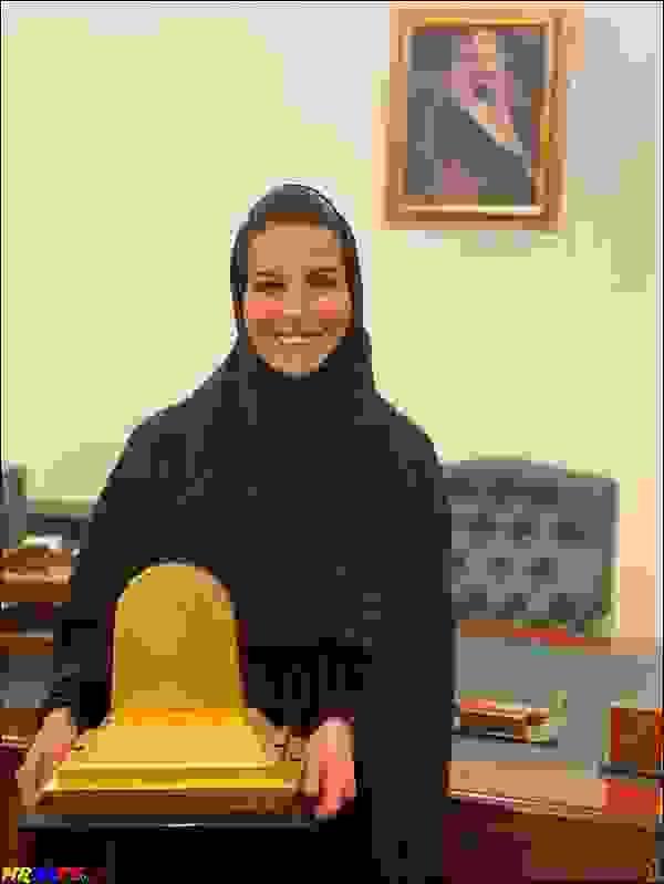 الجوائز التي حصلت عليها الدكتورة خولة الكريع