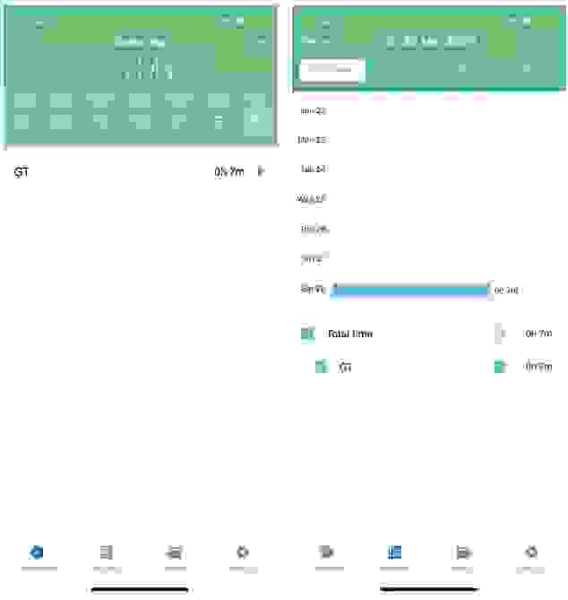 تطبيق تايم كامب (TimeCamp) على الهواتف الذكية