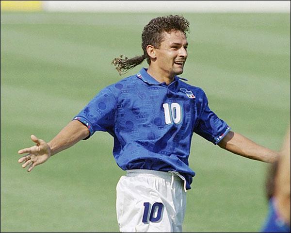 روبرتو باجيو (Roberto Baggio)