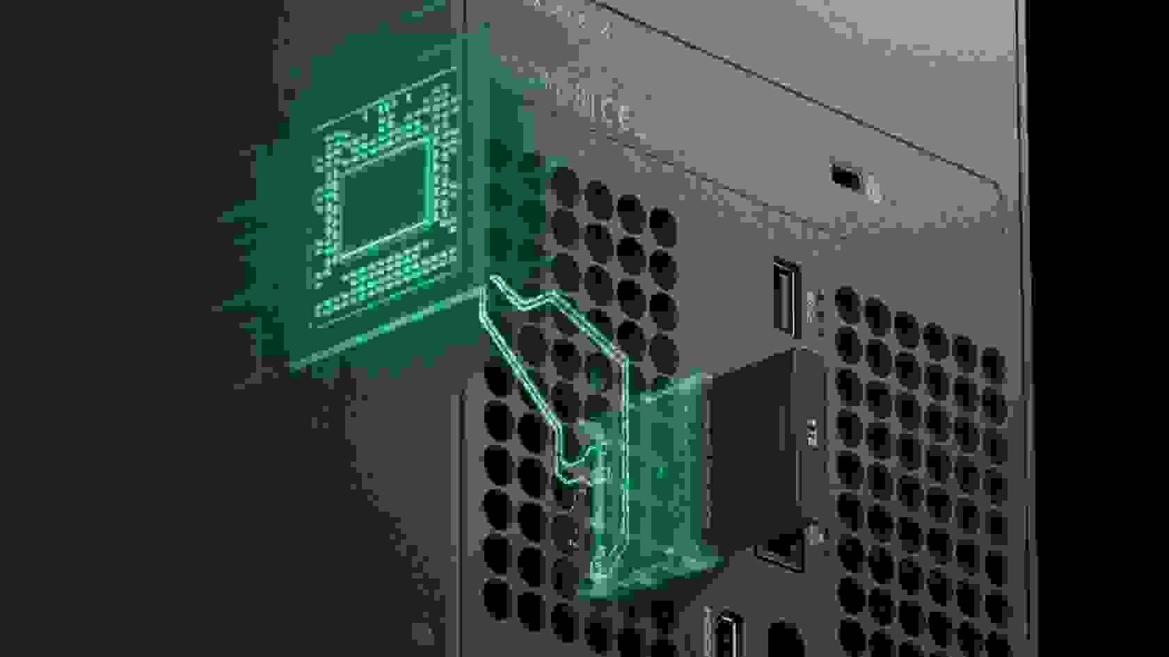 التخزين المباشر (DirectStorage) - مصدر الصورة إكس بوكس Xbox