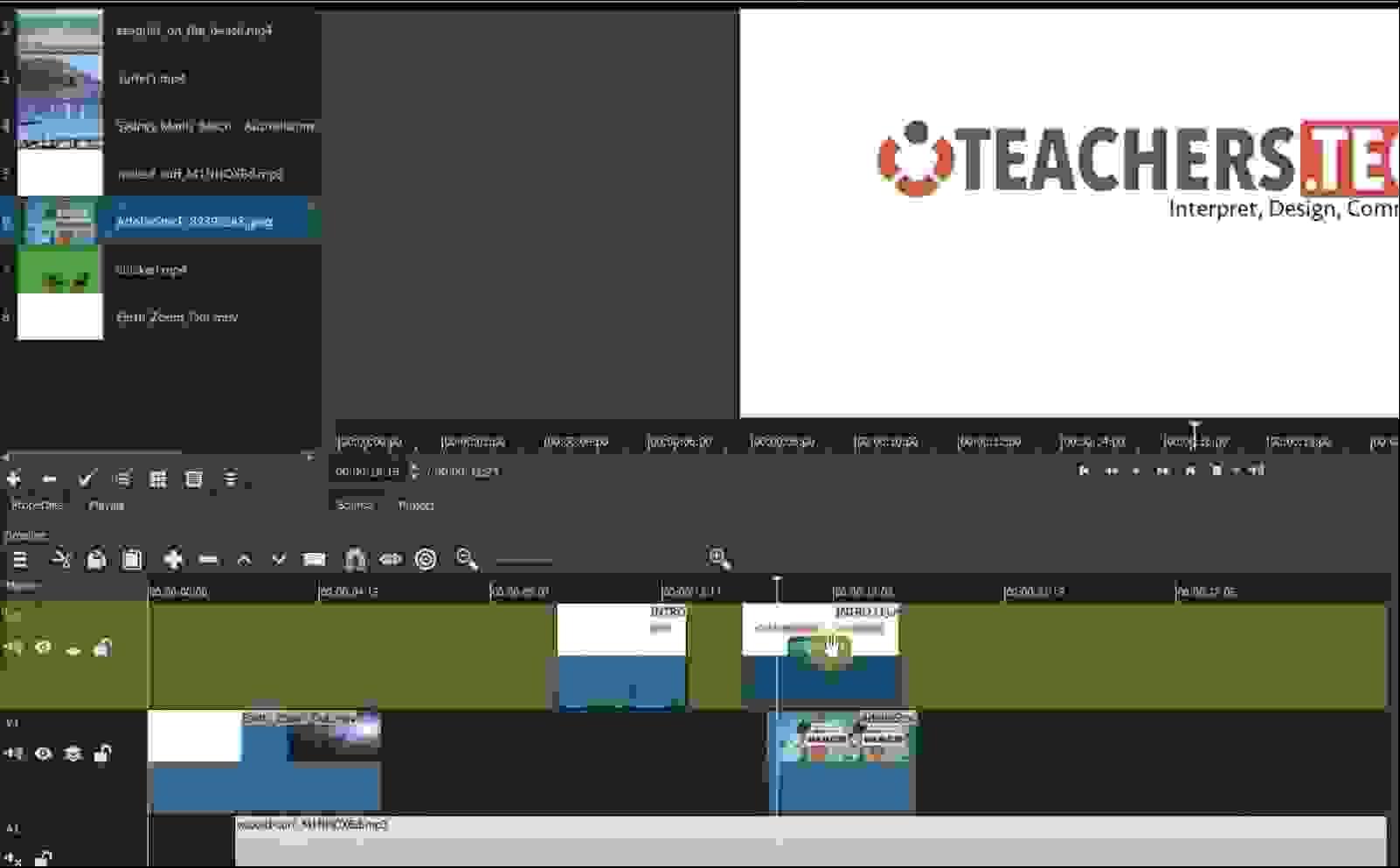 شوت كات (Shotcut)، أفضل صانع أفلام مفتوح المصدر لعشاق الصوت