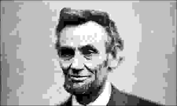 أبراهام لينكولن