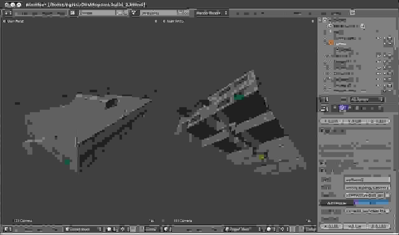 بليندر (Blender)، أفضل برنامج احترافي لتحرير الفيديو مع مجموعة إنشاء ثلاثي الأبعاد