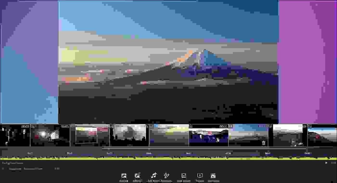 صانع الفيديو 10 (Movie Maker 10)، أفضل برامج تحرير الفيديو المجانية لنظام التشغيل ويندوز 10 (Windows 10)