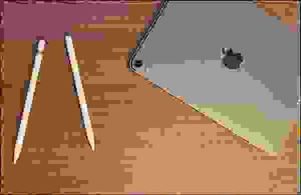 قلم أبل بينسل (Apple Pencil)