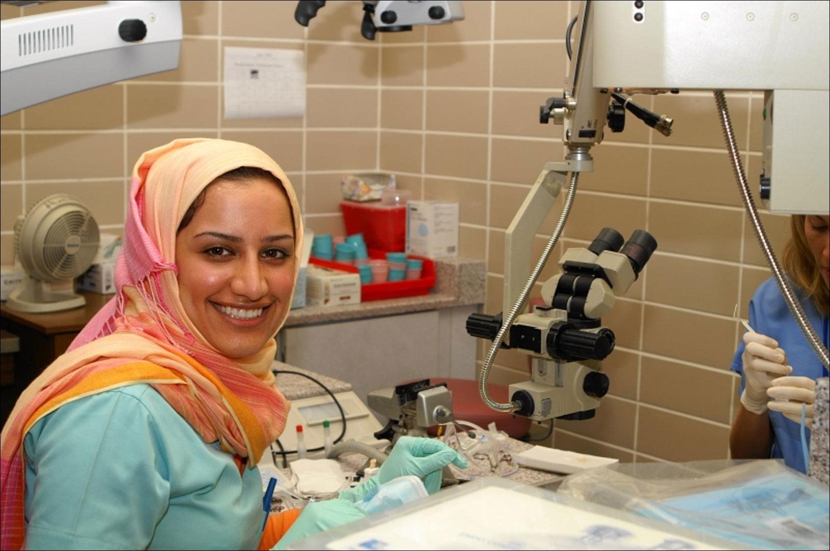 الحياة المهنية لرجاء بنت عبد الله الصانع