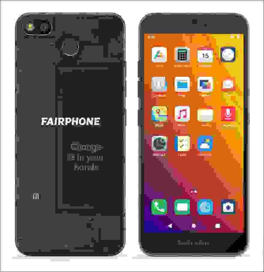 هاتف فير فون 3 (Fairphone 3)