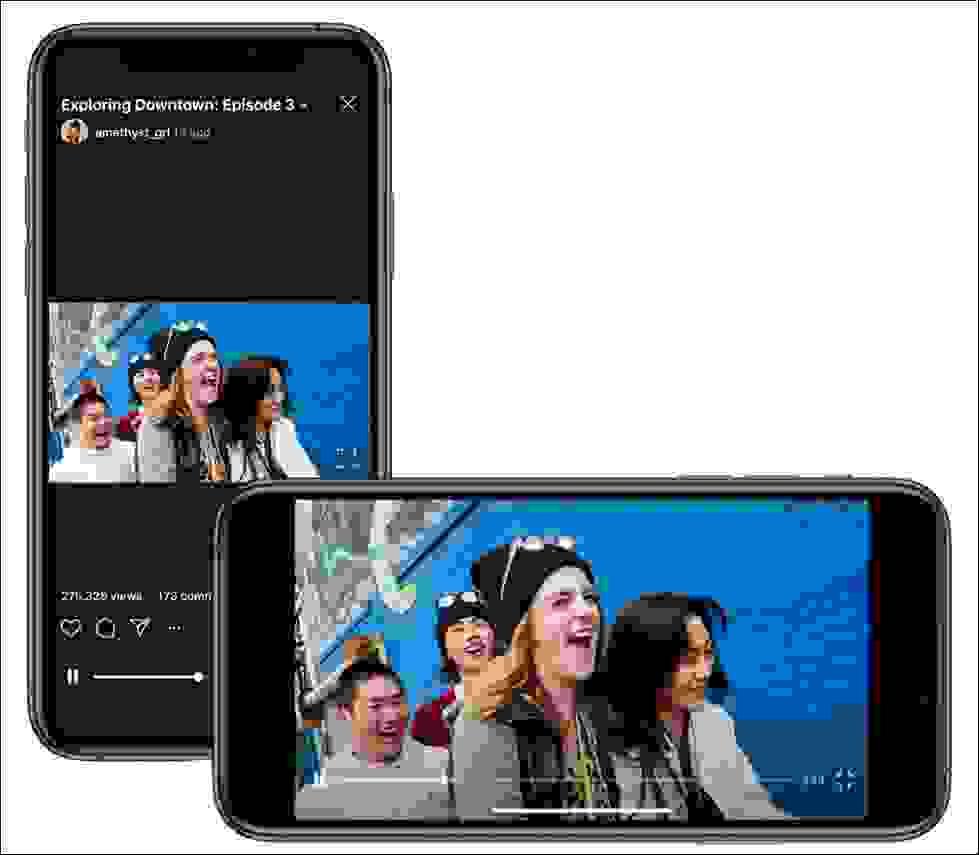 إنشاء الفيديوهات ليشاهدها الناس من الجهاز المحمول
