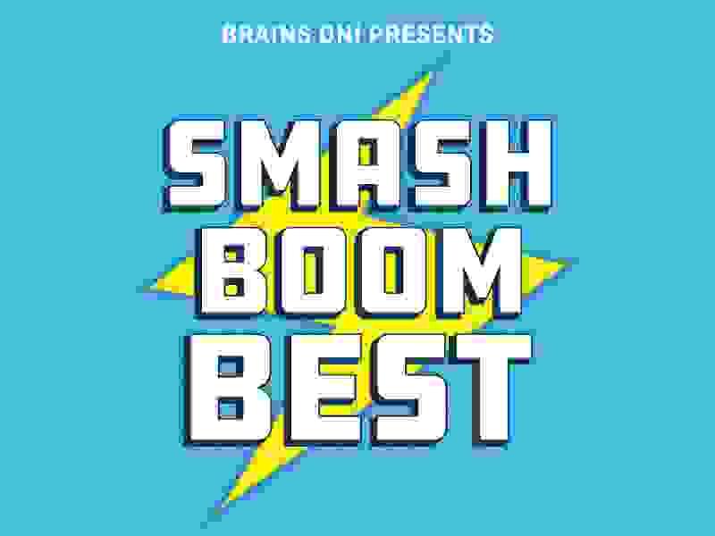 سماش بوم بيست (Smash Boom Best)