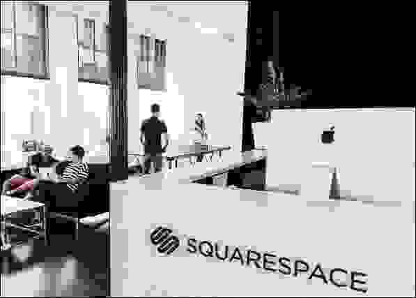 سكوير سبيس (SquareSpace)