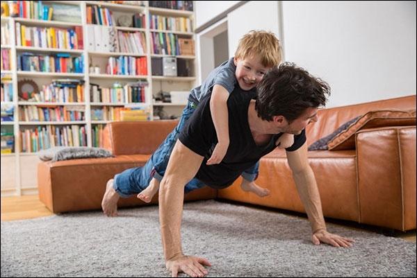 البقاء بصحةٍ جيدة وممارسة الرياضة عند العمل من المنزل
