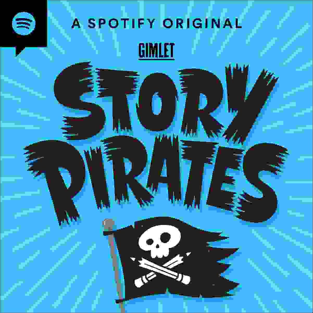 ستوري بايرتس (Story Pirates)