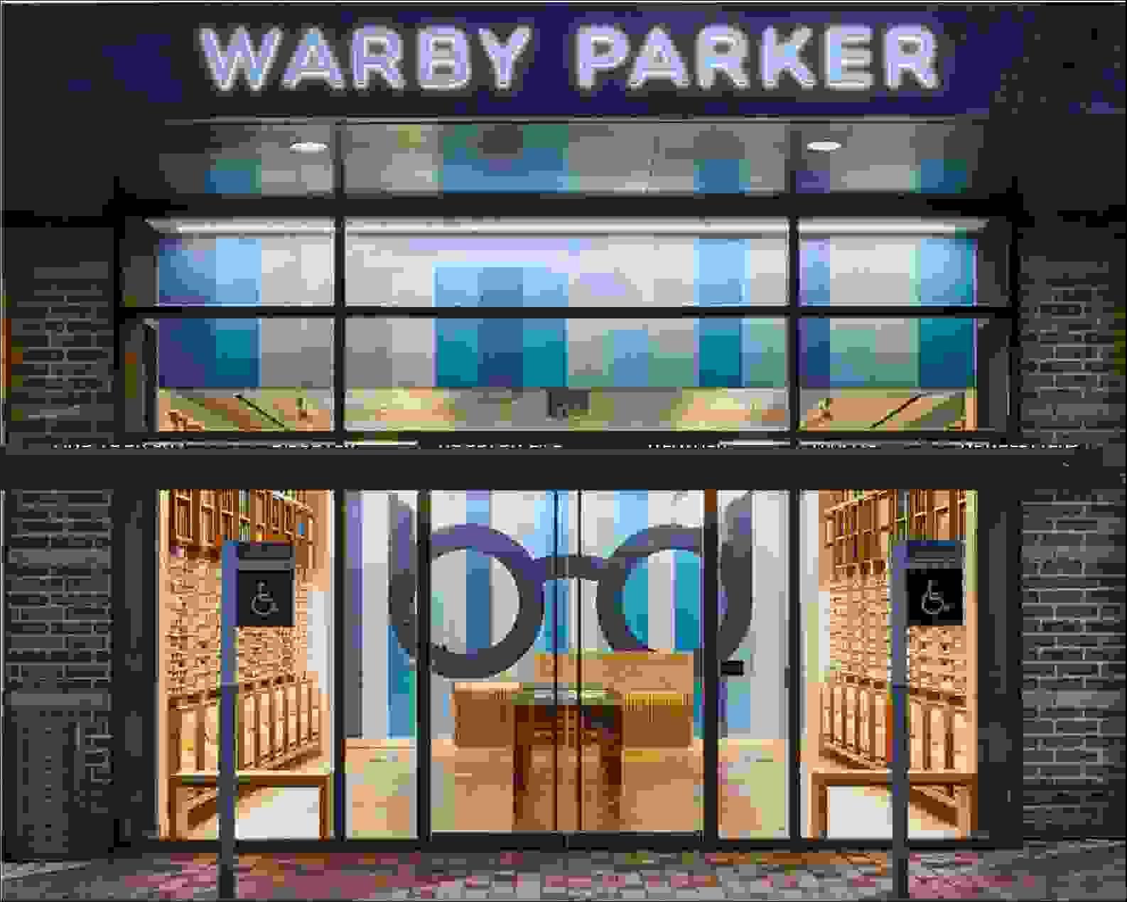 ورابي باركر (Warby Parker)
