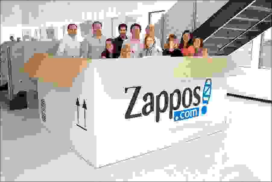 زابوس (Zappos)