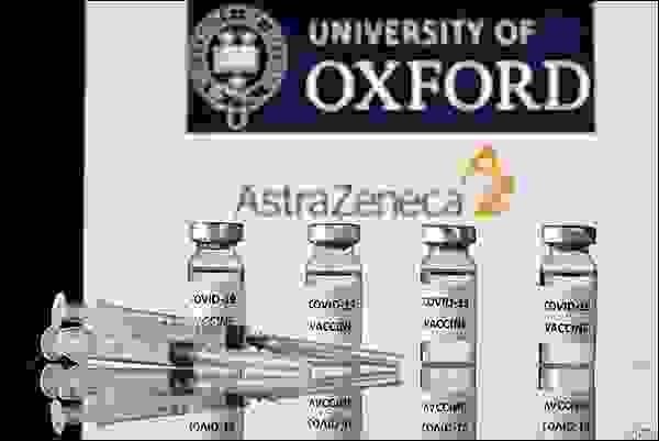 لقاح أسترازينيكا - إكسفورد