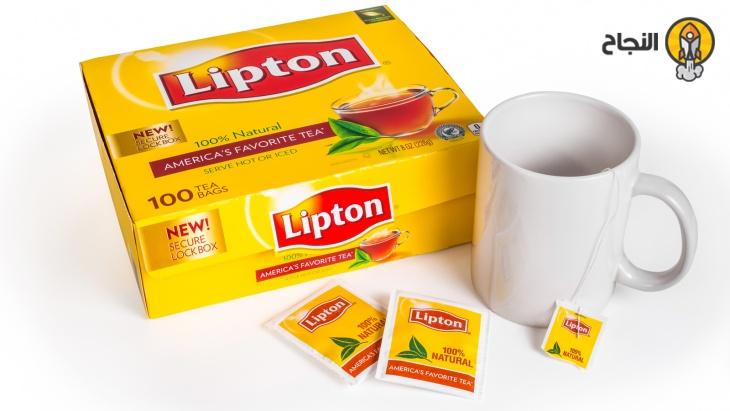 قصة نجاح توماس ليبتون مؤسس شاي ليبتون العالمي