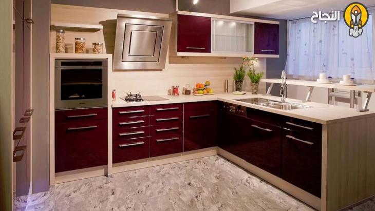 9e43ace3c نصائح هامة تساعد على تغيير ديكور المطبخ