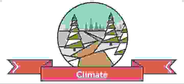 اختلاف المناخ