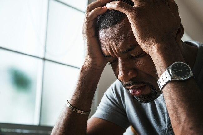التّوتر وتأثيره على تساقط الشعر