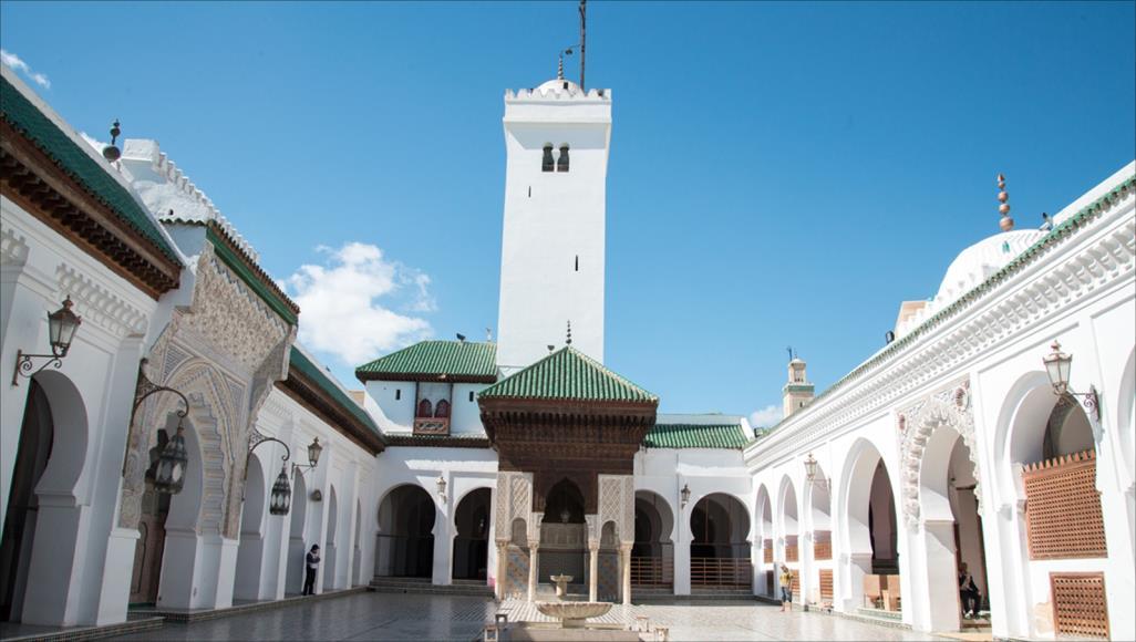 جامعة القرويين