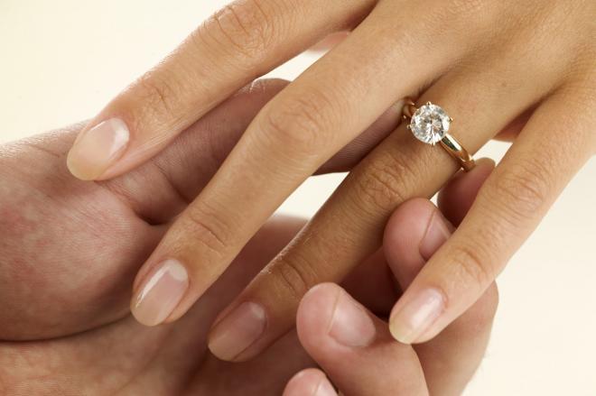 اختيار خاتم الخطبة