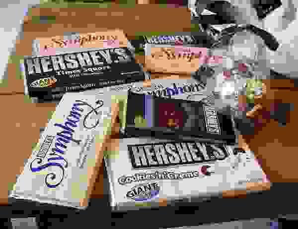 شوكولاته هيرشي