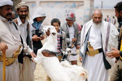 عيد الأضحى في اليمن