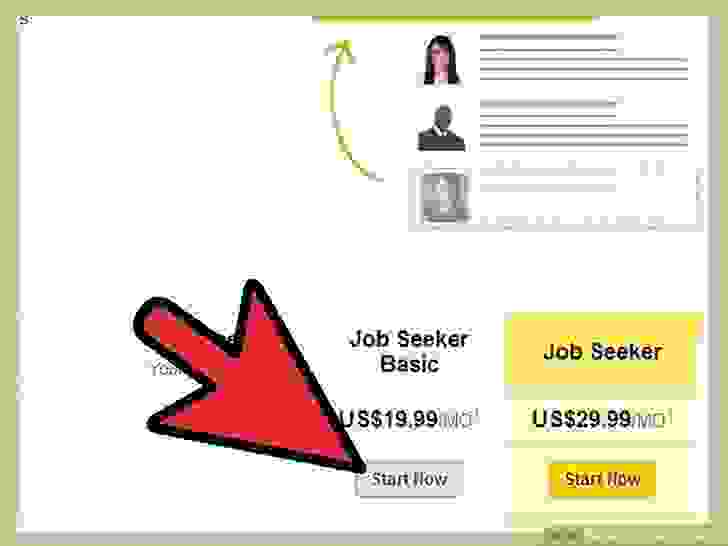 ضع في اعتبارك الاشتراك بخدمة Premium Career للبحث عن عمل