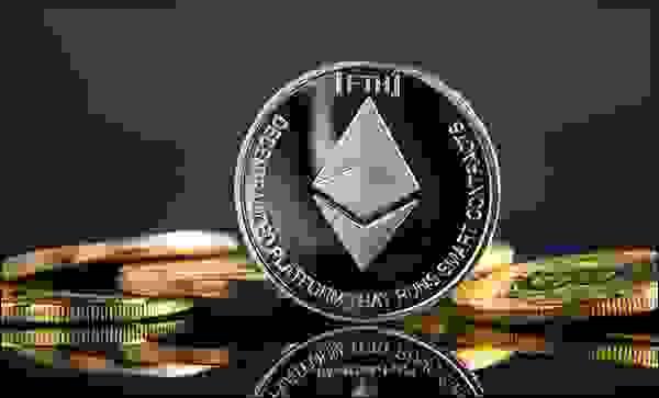 عملة إيثريوم Ethereum الرقمية المشفرة