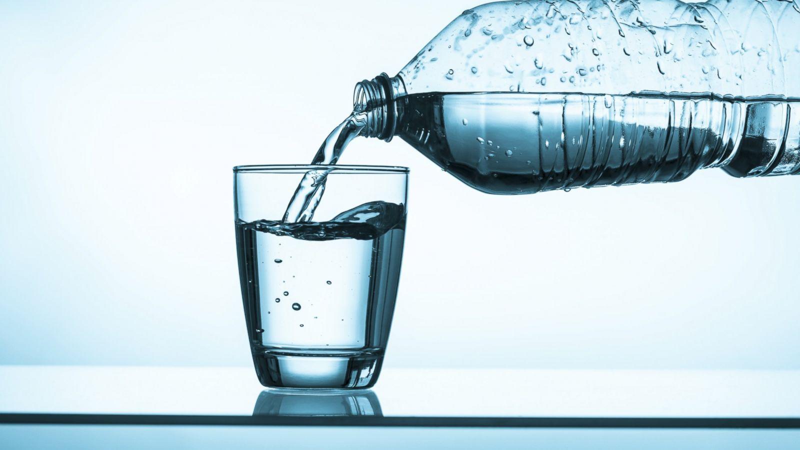 المواظبة على شرب الماء
