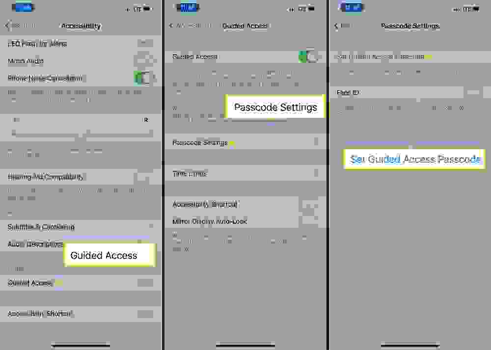 كيفية قفل التطبيقات على أيفون (Guided Access)