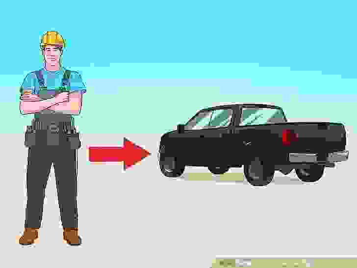 اختر شاحنة بيك آب إذا كنت تنقل أغراضاً كبيرةً بشكلٍ دائم