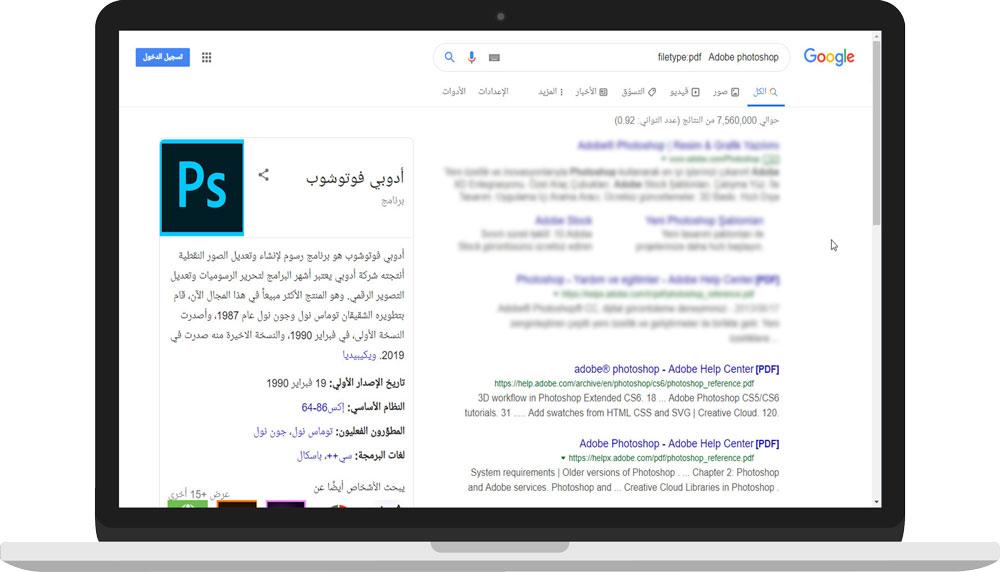 Google Search filetype:pdf
