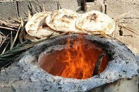 خبز التنور العراق