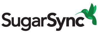 خدمة التخزين السحابي من SugarSync