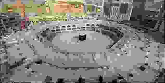 المسجد الحرام والكعبة المشرفة