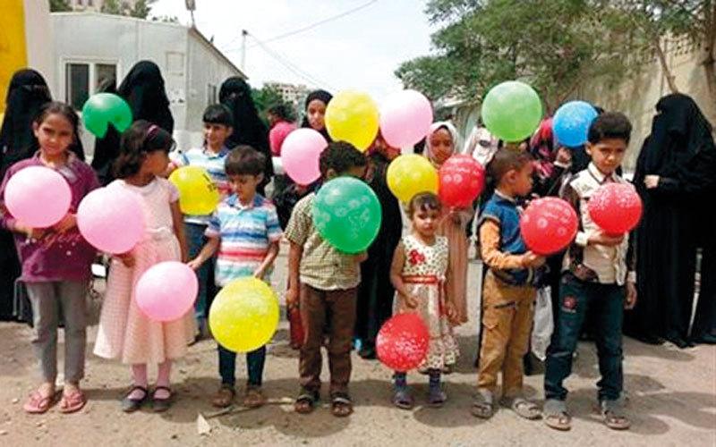 العيد في اليمن