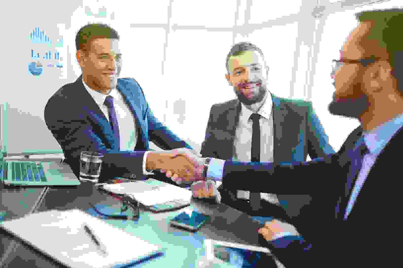 التفاوض