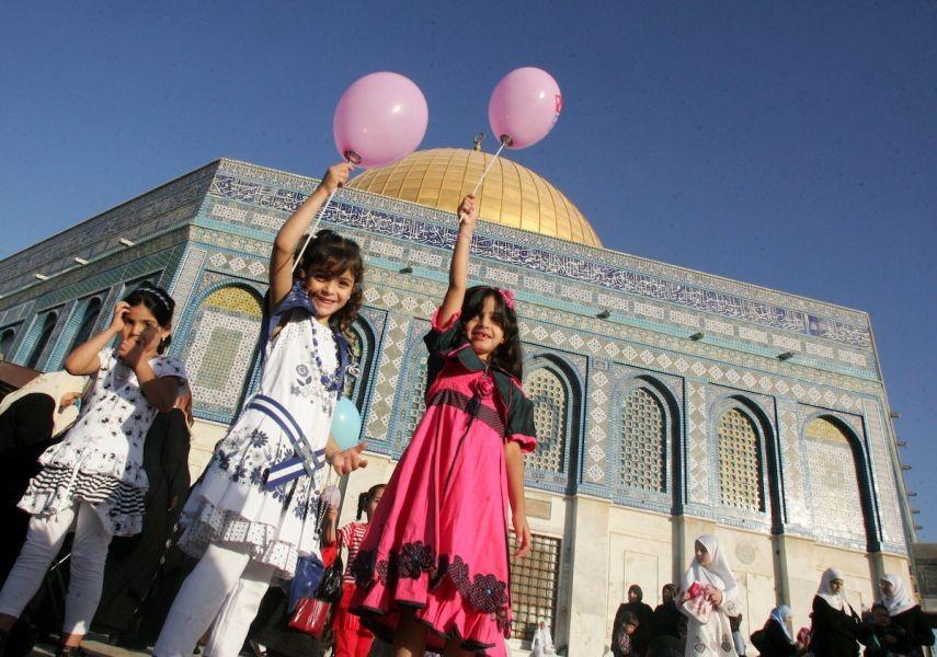 عيد الأضحى في فلسطين