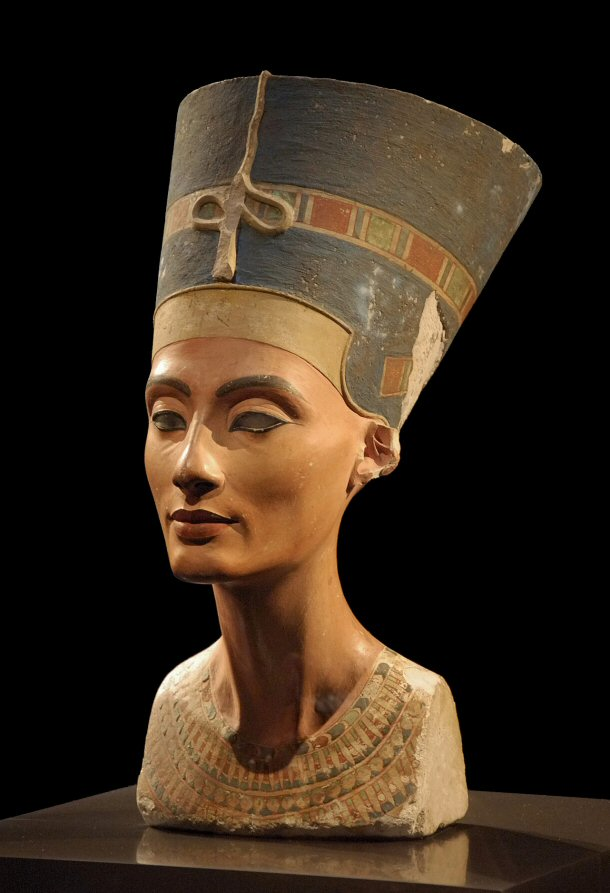 امرأة فرعونية